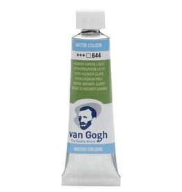 Royal Talens Van Gogh Watercolour 10ml/4 Tube Hooker Grn Lt