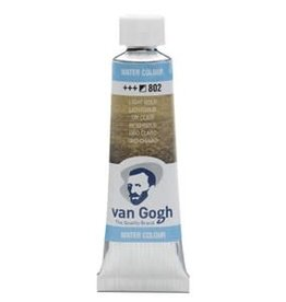 Royal Talens Van Gogh Watercolour 10ml/4 Tube Light Gold