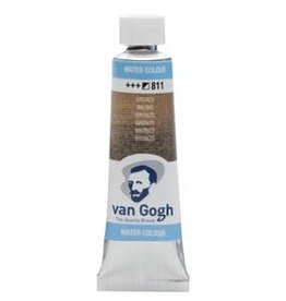 Royal Talens Van Gogh Watercolour 10ml/4 Tube Bronze