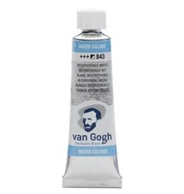 Royal Talens Van Gogh Watercolour 10ml/4 Tube Interference White