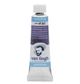 Royal Talens Van Gogh Watercolour 10ml/4 Tube Interference Violet