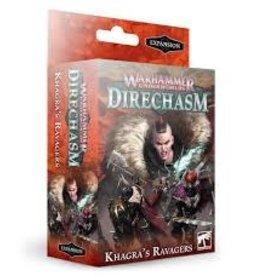 Games Workshop Warhammer underworlds Khagras Ravagers