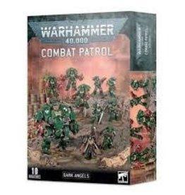 Games Workshop Warhammer 40K Dark Angels Combat Patrol