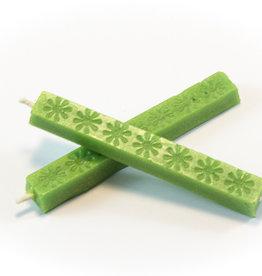 Global Solutions Long Wax Neon Green