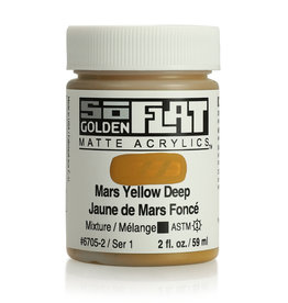 Golden Golden SoFlat Mars Yellow Deep 2 oz jar