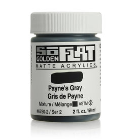 Golden Golden SoFlat Payne's Gray 2 oz jar