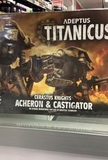 Games Workshop Adeptus Titanicus Cerastus Knights