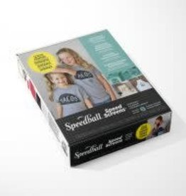 SPEEDBALL ART PRODUCTS Speedball Speed Screen Printing Kit