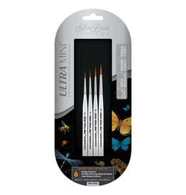 Silver Brush Limited Silver Brush Ultra Mini Ultimate Round