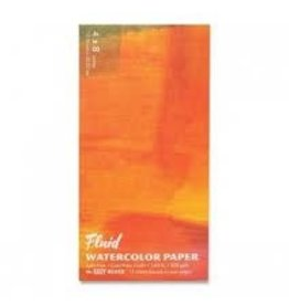 "SPEEDBALL ART PRODUCTS Fluid Cold Press Watercolor Block, 4"" X 6"""