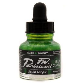 Daler-Rowney Daler-Rowney FW Pearlescent 29.5ml Macaw Green