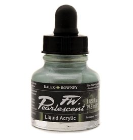 Daler-Rowney Daler-Rowney FW Pearlescent 29.5ml Silver Moss