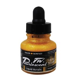 Daler-Rowney Daler-Rowney FW Pearlescent 29.5ml Autumn Gold