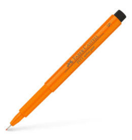 FABER-CASTELL Faber-Castell Superfine 113- Orange Glaze S