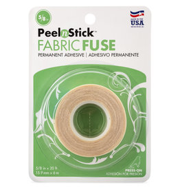 Therm-o-web Therm-o-web PeelnStick Fabric Fuse Adhesive 5/8 in x 20 ft Roll