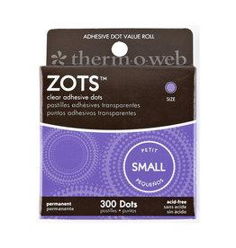 Therm-o-web Therm-o-web Zots Sm 300 Dots