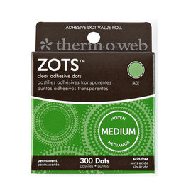 Therm-o-web Therm-o-web Zots  Med 300 Dots