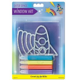 FABER-CASTELL Window Art Outer Space