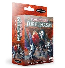 Games Workshop Warhammer Underworlds - Direchasm The Crimson Court