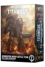 Games Workshop Adeptues Titanicus: Warmaster Heavy Battle Titan