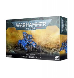 Games Workshop WARHAMMER 40K SPACE MARINES PRIMARIS INVADER ATV
