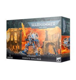 Games Workshop Warhammer 40K Space Marines Roboute Guilliman Miniatures