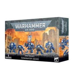 Games Workshop Warhammer 40,000 Space Marine Terminator Squad