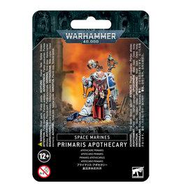 Games Workshop Warhammer 40,000 Space Marines Primaris Apothecary