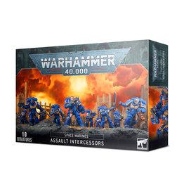Games Workshop Warhammer 40K Space Marine Assault Interseccors
