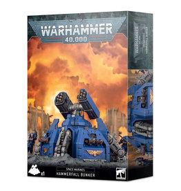 Games Workshop Warhammer 40K: Space Marine  Hammerfall Bunker