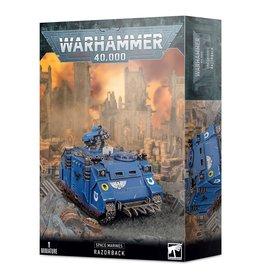 Games Workshop Warhammer 40k  Space Marine Razorback