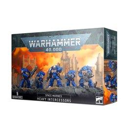 Games Workshop Warhammer 40K: Space Marine Heavy Intercessors