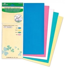 Clover Clover Tracing Paper ''Clover Chacopy'' 5 each