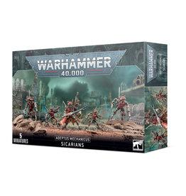 Games Workshop Warhammer 40K Adeptus Mechanicus Sicarians