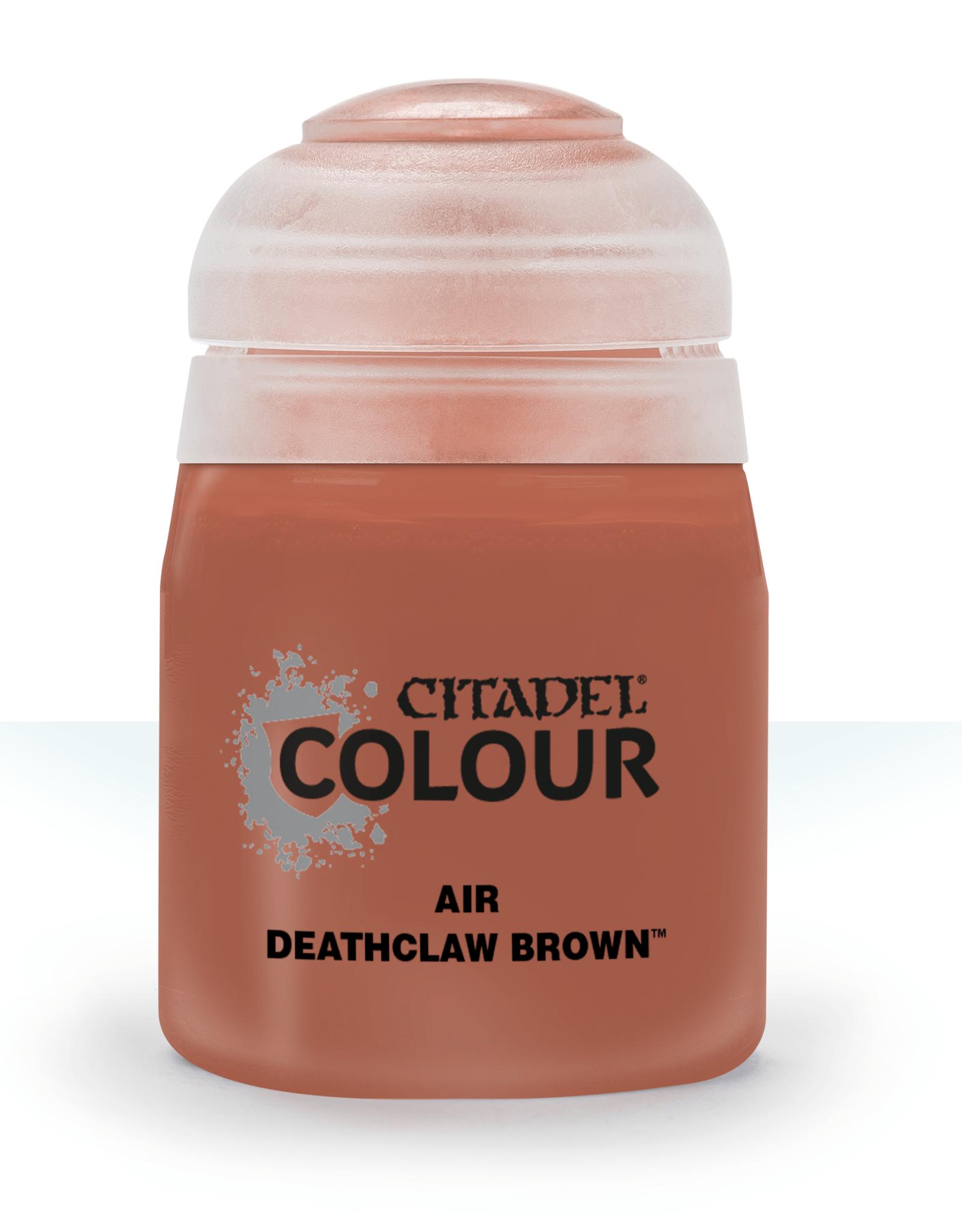 Games Workshop Citadel Air Deathclaw Brown
