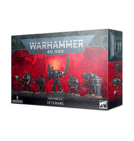 Games Workshop Warhammer 40K  Deathwatch Veterans