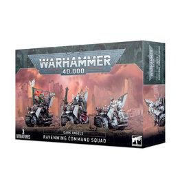 Games Workshop Warhammer 40K DARK ANGELS RAVENWING COMMAND SQUAD