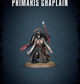 Games Workshop Warhammer 40K Space Marines Primaris Chaplain