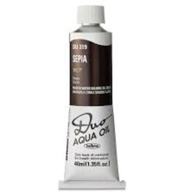 HOLBEIN DUO40 Sepia