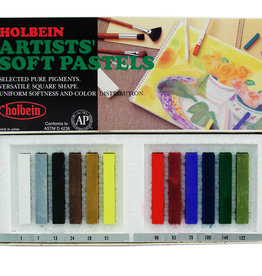 HOLBEIN Holbein Soft Pastel Set of 12