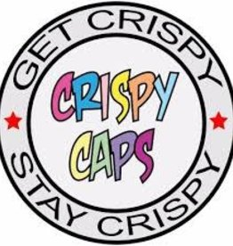 CRIPSY CAPS CRISPY  CAPS 510  DRIP TIP