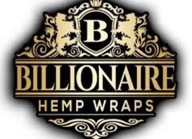 BILLIONAIRE HEMP WRAPS