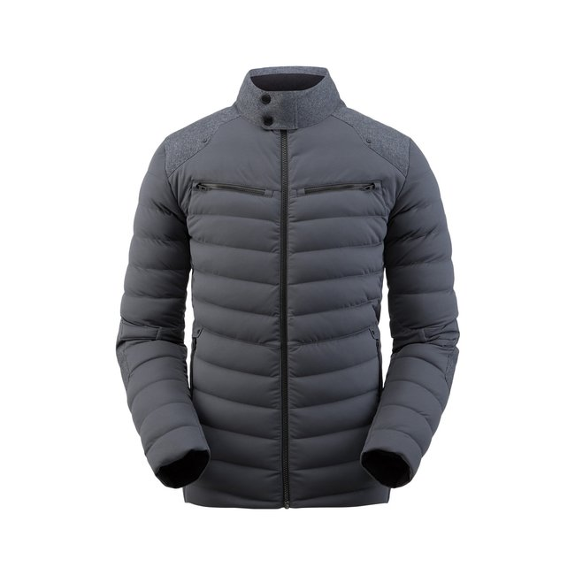 Spyder Alpine Stretch Down Jacket - Men's