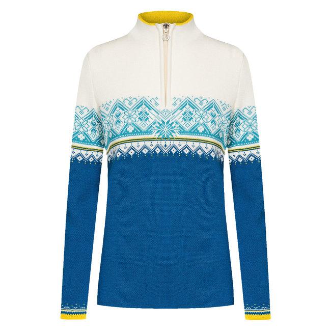 Dale Moritz Half-Zip Sweater - Women's