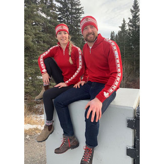 Dale Dale Canada Ski Sweater - Women's