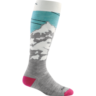 Darn Tough Darn Tough Yeti Light Cushion Ski Socks - Women's