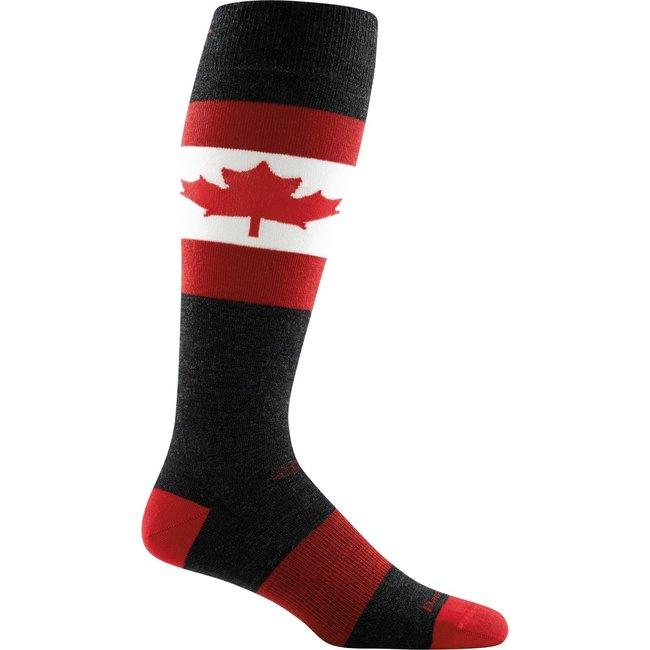 Darn Tough O Canada Light Cushion Ski Socks - Women's