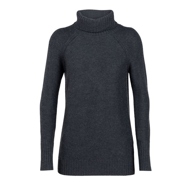 Icebreaker Waypoint Roll Neck Sweater - Women's