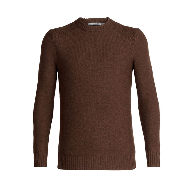 Icebreaker Waypoint Crew Sweater - Men's
