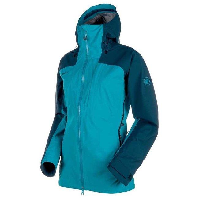 Mammut Luina Shell Hooded Jacket - Women's